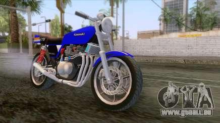 Kawasaki Barako 175 für GTA San Andreas