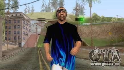 New Ballas Skin 1 für GTA San Andreas
