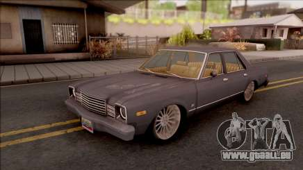 Dodge Aspen Custom für GTA San Andreas