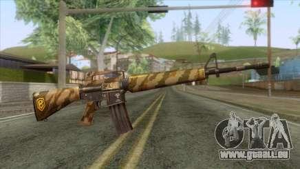 M16A1 Veteran für GTA San Andreas