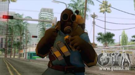Team Fortress 2 - Pyro Skin v1 pour GTA San Andreas