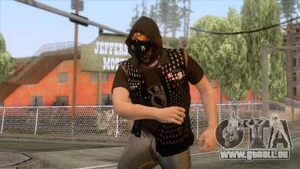 Skin Random 29 pour GTA San Andreas