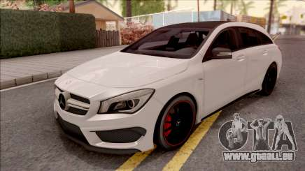 Mercedes-Benz CLA 45 AMG Shooting Breake v1 pour GTA San Andreas