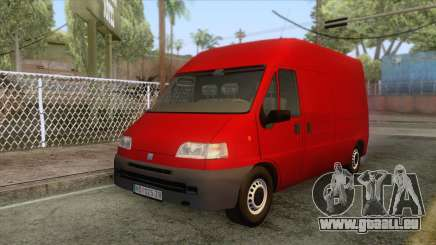 Fiat Ducato Maxi 1999 für GTA San Andreas