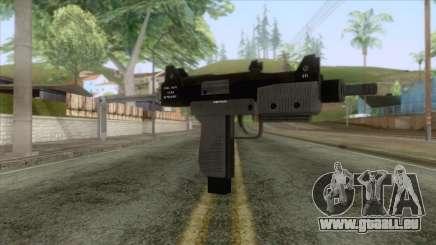 GTA 5 - Micro SMG für GTA San Andreas