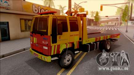 Ford Cargo of CCR pour GTA San Andreas