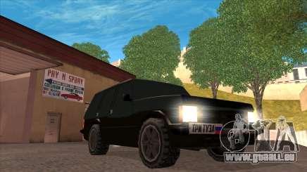 Huntley Three Aces für GTA San Andreas