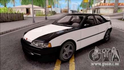 Cheval Nebula RS pour GTA San Andreas