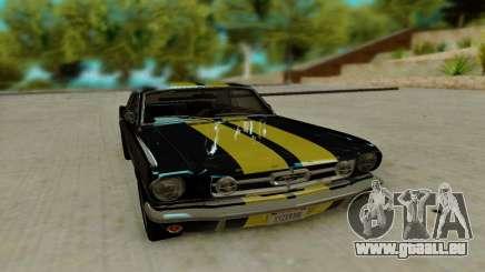 Ford Mustang GT MkI 1965 für GTA San Andreas