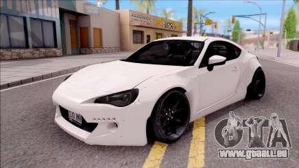 Subaru BRZ Rocket Bunny 2013 für GTA San Andreas