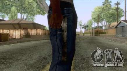 Glock 17 Silenced für GTA San Andreas