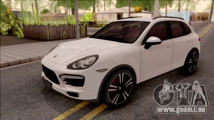Porsche Cayenne Turbo 2013 Single Version pour GTA San Andreas