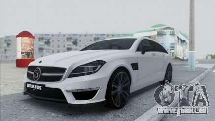 Mercedes-Benz CLS B63s pour GTA San Andreas