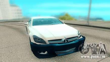 Mercedes-Benz CLS 63 AMG pour GTA San Andreas