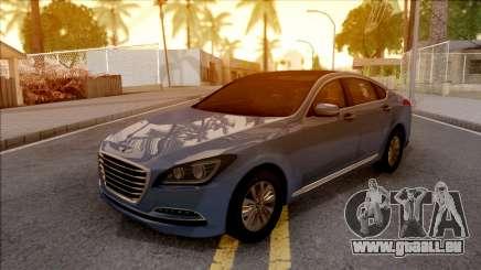 Hyundai Genesis 2016 pour GTA San Andreas