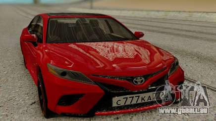 Toyota Camry 2018 pour GTA San Andreas