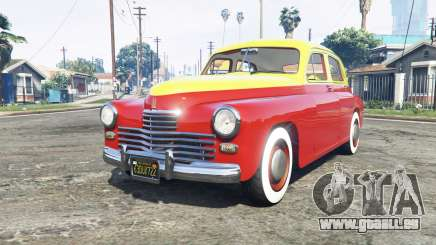 GAZ M 20 Pobeda [add-on] für GTA 5