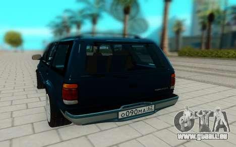Ford Explorer 1996 pour GTA San Andreas