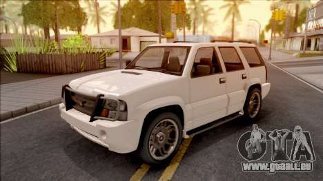 Declasse Granger Classic pour GTA San Andreas