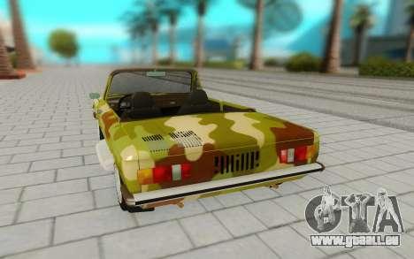 ZAZ 968M für GTA San Andreas