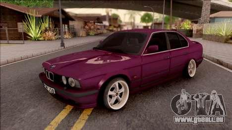BMW E34 520i Sedan Stance Version für GTA San Andreas