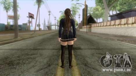 Misami Schoolgirl pour GTA San Andreas