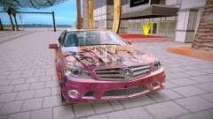 Mercedes-Benz C63 AMG pour GTA San Andreas