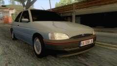 Ford Escort Mk6 2004