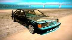 1990 Mercedes-Benz 190E Evolution II