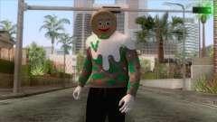 Christmas Skin 2 für GTA San Andreas