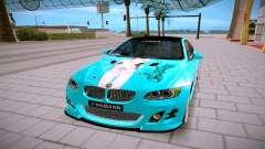 BMW M3 GTS für GTA San Andreas