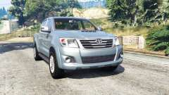 Toyota Hilux Double Cab 2012 [replace]
