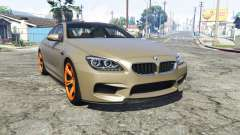 BMW M6 Coupe (F13) [replace]