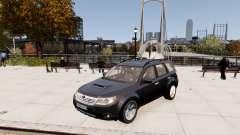 Subaru Forester 2008 Karelian Edition für GTA 4