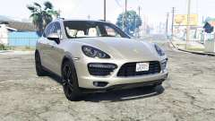 Porsche Cayenne Turbo (958) 2013 v1.1 [add-on]