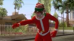 GTA Online - Sexy Christmas Skin für GTA San Andreas