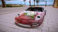Porshe 911 GT2 für GTA San Andreas