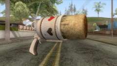 Injustice 2 - Harley Quinn Cork Gun v1 pour GTA San Andreas