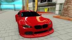 BMW M3 GTS pour GTA San Andreas