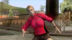 Jill Sports Skin für GTA San Andreas