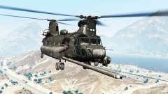 Boeing MH-47G Chinook [replace]