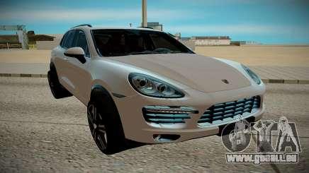 Porshe Cayene für GTA San Andreas