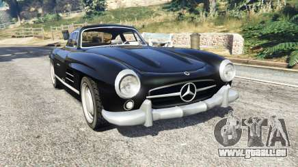 Mercedes-Benz 300 SL (W198) 1954 [replace] für GTA 5