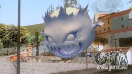 Final Fantasy Mobius - Oglock Skin v1 für GTA San Andreas