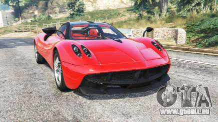 Pagani Huayra [add-on] pour GTA 5