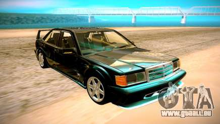 1990 Mercedes-Benz 190E Evolution II pour GTA San Andreas