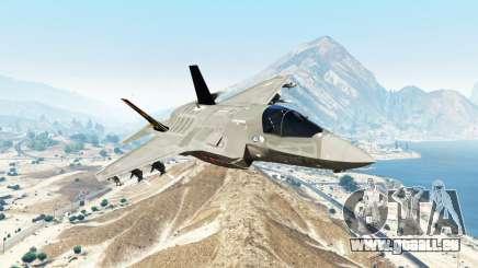 Lockheed Martin F-35B Lightning II [replace] für GTA 5