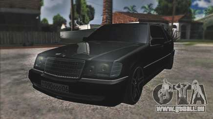 Mercedes-Benz S600 W140 AMG pour GTA San Andreas