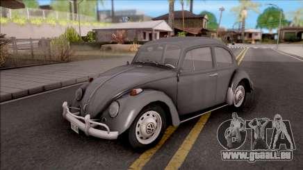 Volkswagen Beetle 1969 pour GTA San Andreas