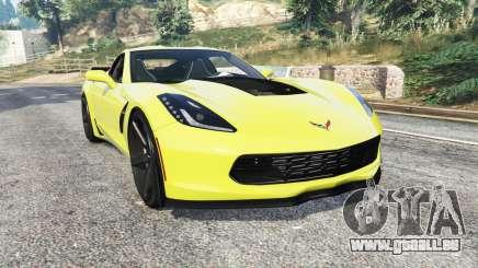 Chevrolet Corvette Z06 (C7) [replace] pour GTA 5